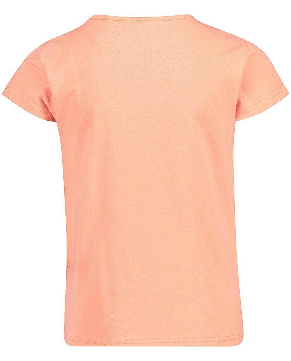 T-Shirts - Pflaume - T-Shirt mit Print + Aufschrift